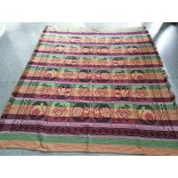 Buy cheap 8-color cotton blanket series10 from wholesalers