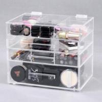Wholesale Big Clear Bathroom Cosmetic Organizer from china suppliers