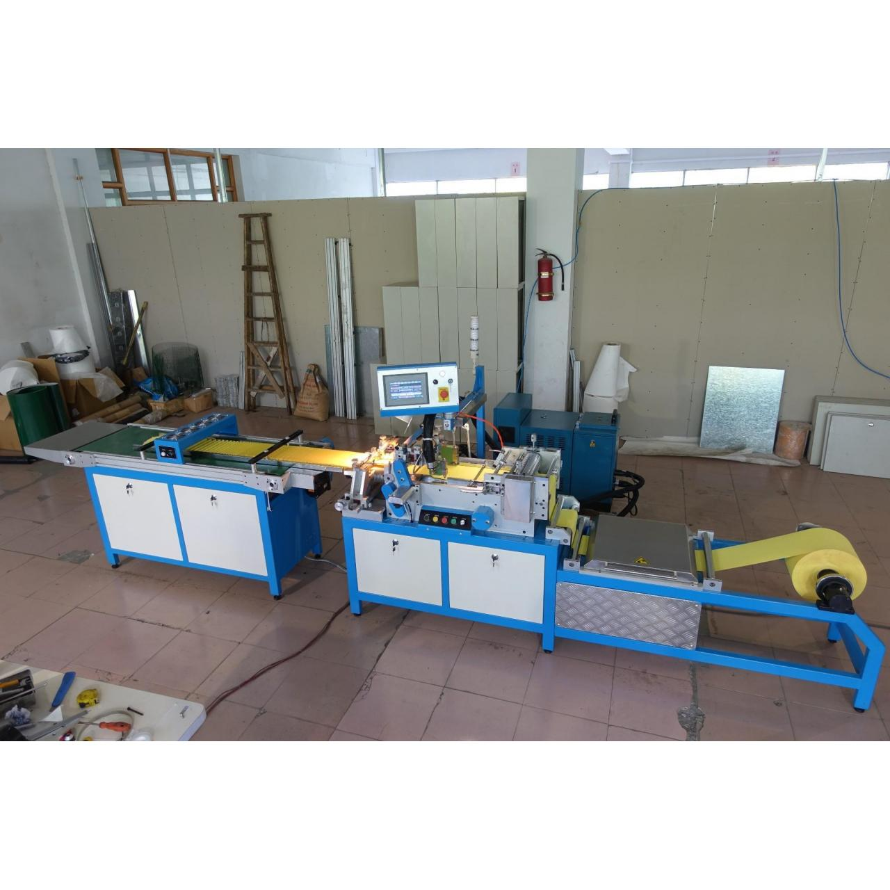 Rotary Filter Production Line ZDH-350 Rotary Filter Production Line