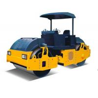 China Hydraulic Double Drum Vibratory Compactor For Sale on sale