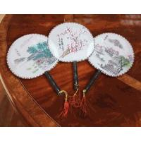 Wholesale Mini Round Palace Hand Fan from china suppliers