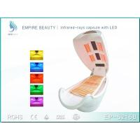 Wholesale 4 LEDs Infrared Slimming Spa Capsule from china suppliers
