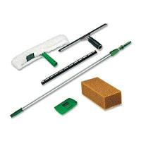 Wholesale Unger Pro Window Cleaning Kit with 8 Foot Pole, Scrubber, Squeegee, Scraper, Sponge (PWK00) from china suppliers