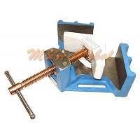 China 4'' Angle Corner Clamp Clamping Swivel Vising Locking Device Welder Welding on sale