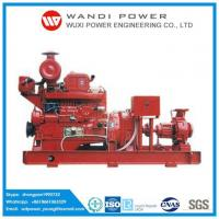 Wholesale Dual-start Safely Water to Air Fighting Water Pump from china suppliers