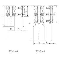 Wholesale SLGB Bolted Terminal Clamp from china suppliers