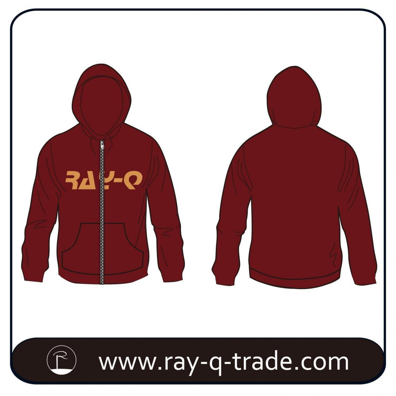 Buy cheap Hoody High Quality Customised Sweatshirt Product No.:RQHO-003 from wholesalers
