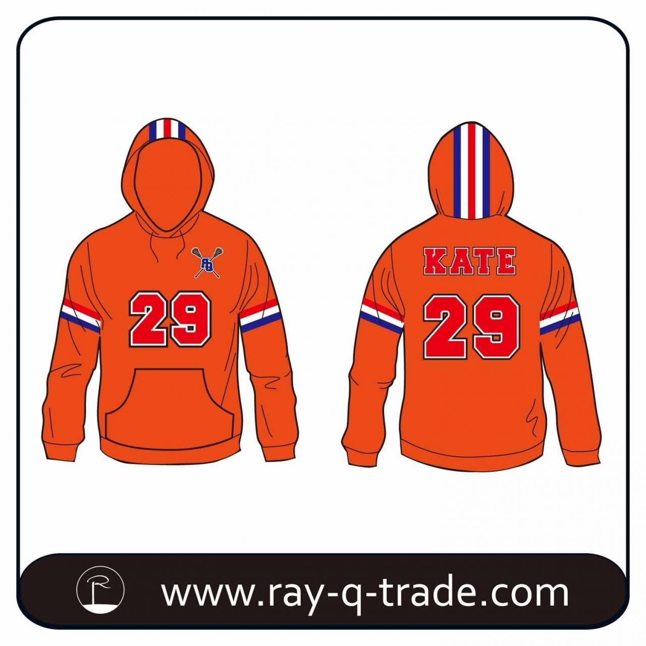 Buy cheap Hoody Customized Sweater Hoodie with Full Zip Product No.:RQHO-008 from wholesalers