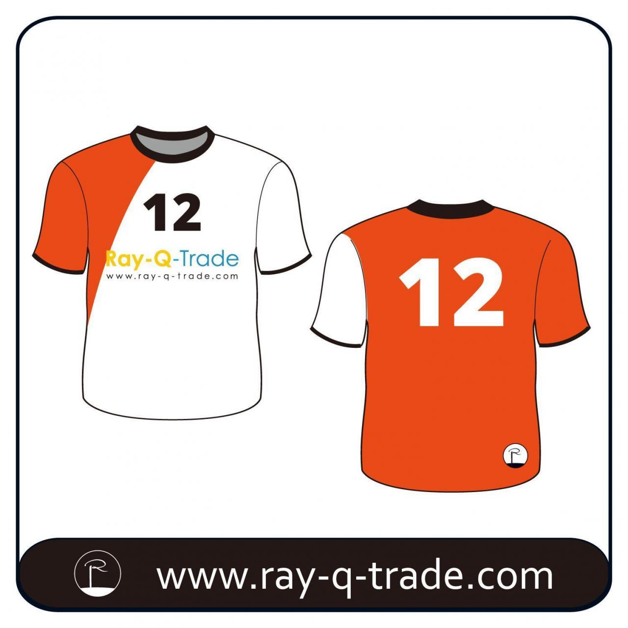 Buy cheap T shirt Custom lacrosse shooter shirts - V neck Product No.:RQTS-001 from wholesalers