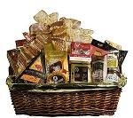 Quality New Grand Gourmet Gift Basket for sale