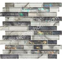 Wholesale Laminating Glass Kitchen Backplash Mosaic from china suppliers