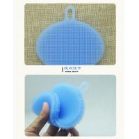 Wholesale Silicone Soft Brush For Washing Fruit Bowl from china suppliers