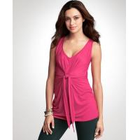 Buy cheap Tops & Tees Tie front tank from wholesalers