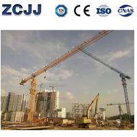 Buy cheap Tower Crane Topless 12Ton Tower Crane Flat Top from wholesalers