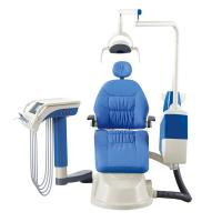 Buy cheap GD-S350D sliding cart dental unit with 9 memory LCD screen control system from wholesalers