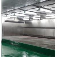 Buy cheap Dust-free painting room system High gloss paint room from wholesalers