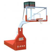Buy cheap HQ-1001 Electro-hydraulic Baskeball Stand from wholesalers