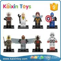 Wholesale 10251217 Vending Toy America Hero Series Plastic Classic Minifigs from china suppliers