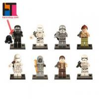 Wholesale 10251218 starte wars blocks plastic mini toy people figures from china suppliers