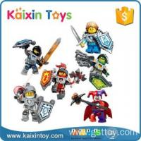 Wholesale 10254136 Knight Design Small Plastic Blocks Toys from china suppliers