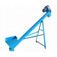Wholesale Flexible helix auger conveyor from china suppliers