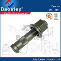 Wholesale Dorse Wheel Nuts and Bolts from china suppliers