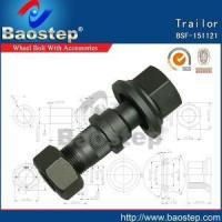 Wholesale Trailor Wheel Nuts and Bolts from china suppliers