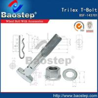 Wholesale Cold Forged Trilex T Wheel Nuts and Bolts from china suppliers