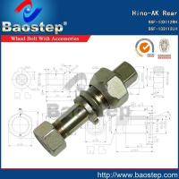 Buy cheap Wheel Nuts and Bolts Hino Wheel Nuts and Bolts from wholesalers