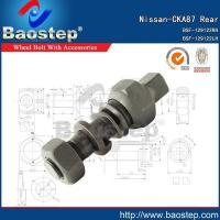 Buy cheap Wheel Nuts and Bolts Nissan Wheel Nuts and Bolts from wholesalers