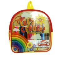 Buy cheap The PlayDoh backpack comes with stationary from wholesalers