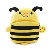 Buy cheap Cute Toddler Backpack Baby Plush Small School Shoulder Bag (Bee) from wholesalers