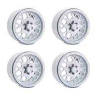 Buy cheap DJX 4PCS Aluminum Alloy 2.2 Inch Beadlock Wheel Rims for 1/10 RC Rock Crawler Axial from wholesalers