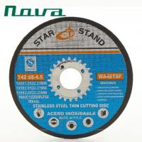 China Abrasive Aluminium Cutting Disc on sale