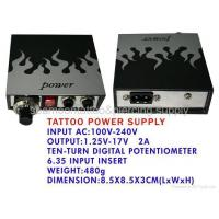 Wholesale tattoo machine power supply SMTP-034 from china suppliers