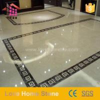 Wholesale Marble Bblythe | Gold Leaf Baltic Beige Marble Tiles Imported from china suppliers