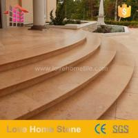 Wholesale Marble natural marble stone stair luxury for five star hotel from china suppliers