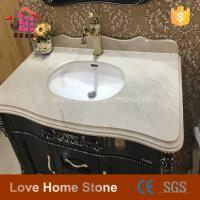 Wholesale Marble Volakas White Marble Countertop - Bathroom Marble Tile from china suppliers