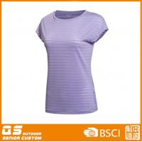 Buy cheap garments product CAUSE (Women's sports running T-shirt) from wholesalers