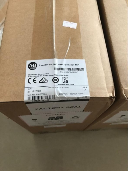 China 2711R-T10T Allen Bradley PANELVIEW 800 10.4-INCH HMI TERMINAL Brand new Fast delivery
