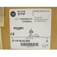 Wholesale 2711P-B12C4D8 Allen Bradley PanelView Plus Terminal Brand new Fast delivery from china suppliers