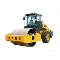 China Mechanical Control 20 Ton Single Drum Vibratory Compactor 40ft HQ Container on sale