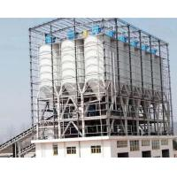 Wholesale Silo top-mounted type enclosed environmental concrete mixing station from china suppliers