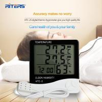 Wholesale Digital thermo-hygrometer HTC-2S from china suppliers