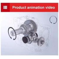 Buy cheap WPWA40~250 worm gear reducer gear reducer from wholesalers
