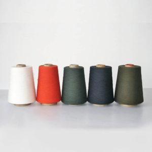 China meta aramid spun yarn