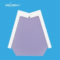 Buy cheap Meicen Violet Headstep Head Mask Lengthened 5cm Radiotherapy Thermoplastic Mask from wholesalers