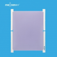 Buy cheap Meicen Violet Elekta-Type Hipstep Chest-Pelvis Radiotherapy Thermoplastic Mask from wholesalers