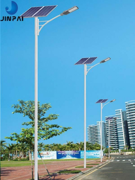 China LED solar street light
