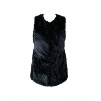 Wholesale Fake Fur Lady Vest from china suppliers